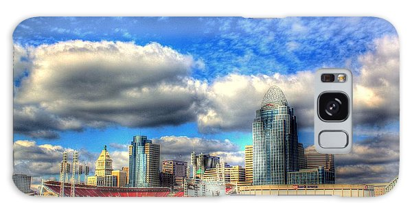 Cincinnati Skyline 2012 - 2 Galaxy Case
