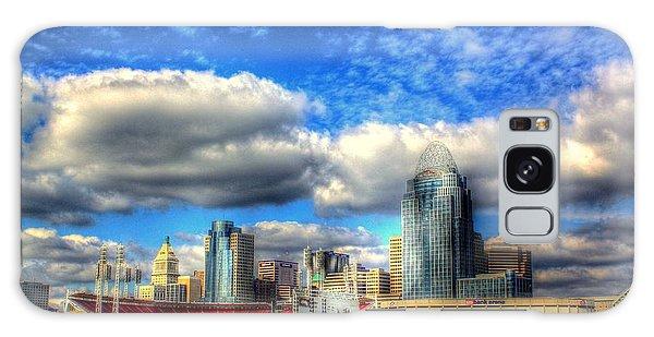 Cincinnati Skyline 2012 - 2 Galaxy Case