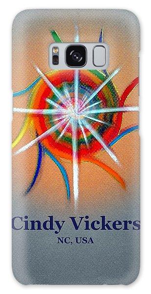 Cindy Vickers Galaxy Case