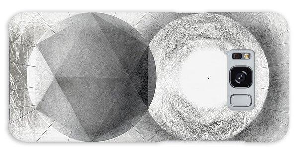 Circle Potential Galaxy Case