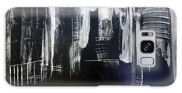 City Abstract Galaxy Case