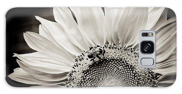 Classic Sunflower Galaxy Case by Sara Frank