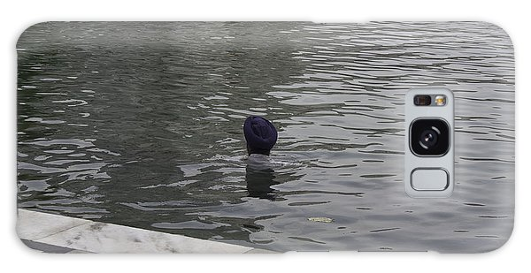 Cleaning The Sarovar In The Golden Temple Galaxy Case by Ashish Agarwal
