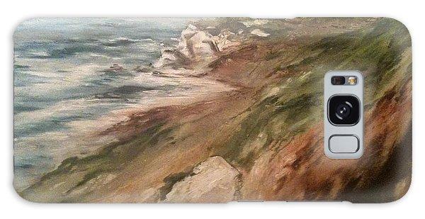 Cliff Side - Newport Galaxy Case