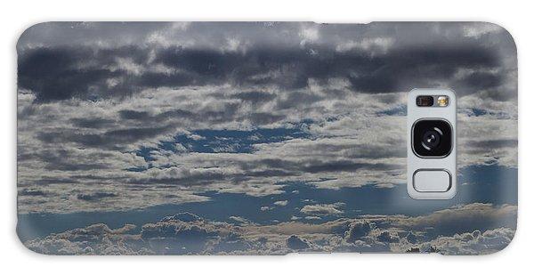 Clouds Chobe River  Galaxy Case