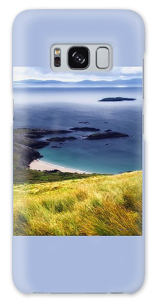 Coast Of Ireland Galaxy Case