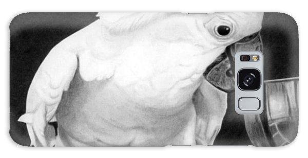 Cockatoo Galaxy Case by Ana Tirolese