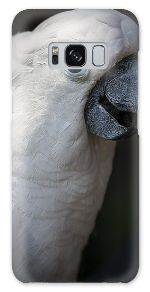 Cockatoo Galaxy Case