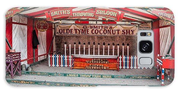 Coconut Shy Galaxy Case