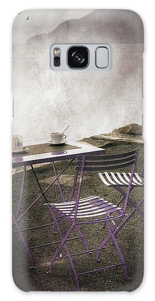Lake Galaxy Case - Coffee Table by Joana Kruse