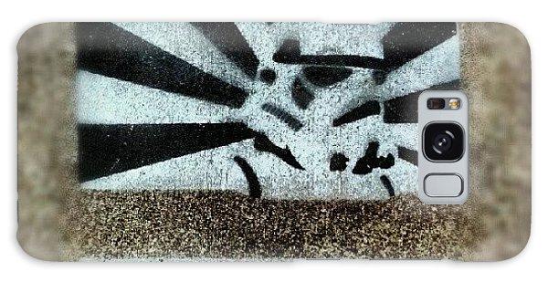 Political Galaxy Case - Collinwood Graffiti by Natalia D