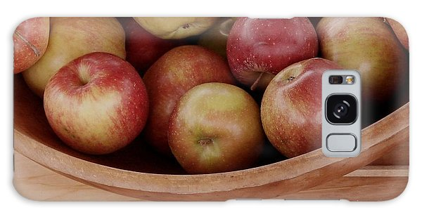 Colonial Apples Galaxy Case