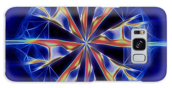 Color Me Galaxy Case by Danuta Bennett