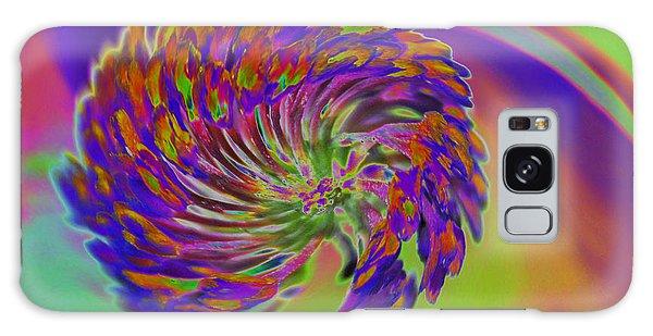 Color Splash Galaxy Case by Cindy Manero