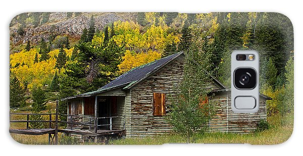 Colorado Autumn Galaxy Case