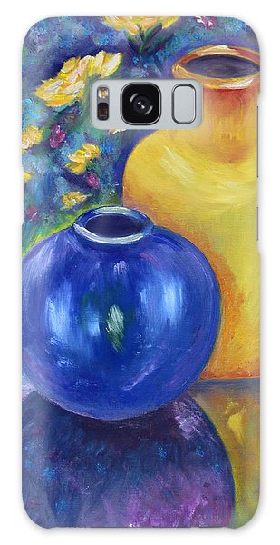 Colorful Jars Galaxy Case