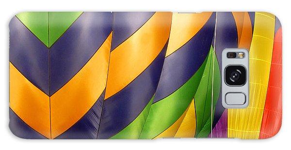 Colors 5 Galaxy Case
