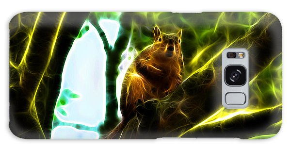 Come On Up - Fractal - Robbie The Squirrel Galaxy Case