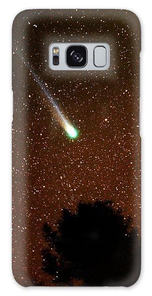 Comet Hyakutake Galaxy Case