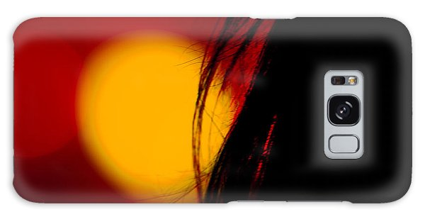 Concert Silhouette Galaxy Case by Tom Gort