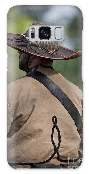 Confederate Cavalry Soldier Galaxy Case