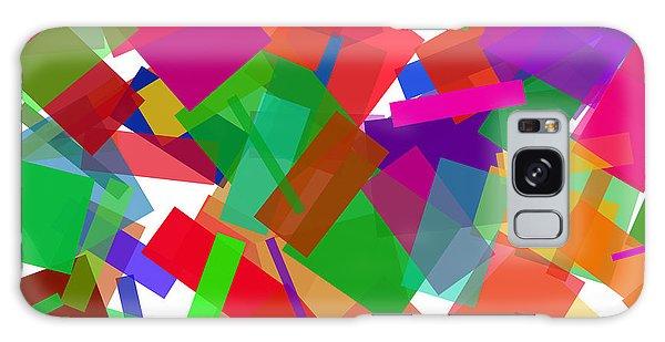 Confetti Multicolor Galaxy Case