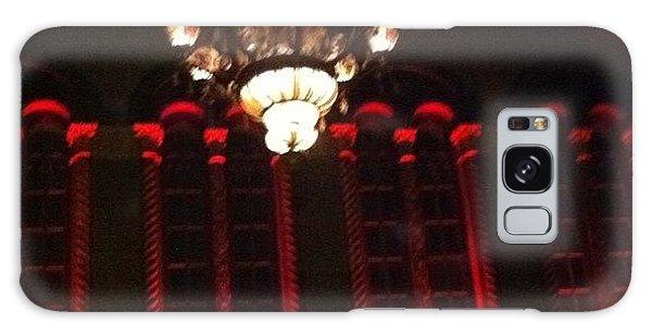 Congress Theater Galaxy Case by Julie M