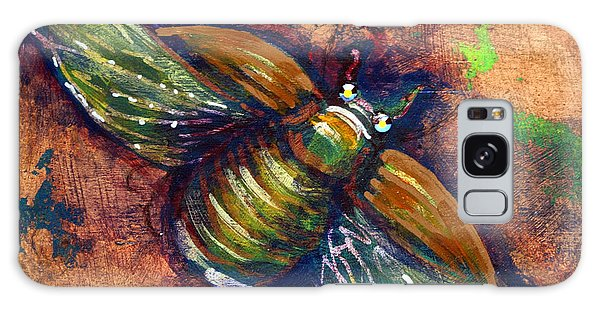 Copper Beetle Galaxy Case