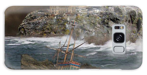Cornish Wreckers Galaxy Case