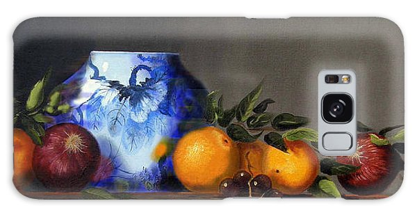 Cornucopia Galaxy Case by Barry Williamson