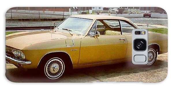 Automotive Galaxy Case - Corvair by Stacy C Bottoms