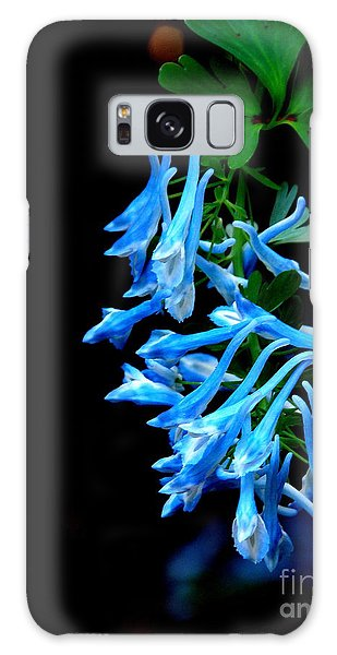 Corydalis  Galaxy Case