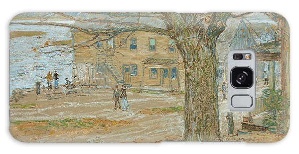 Co Galaxy S8 Case - Cos Cob In November by Childe Hassam