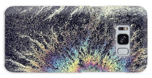 Cosmic Oil-b Galaxy Case