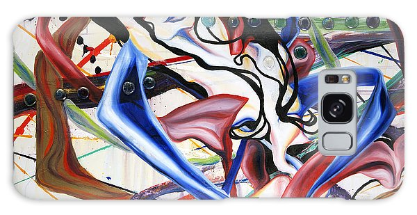 Cosmopolitan Galaxy Case by Sheridan Furrer