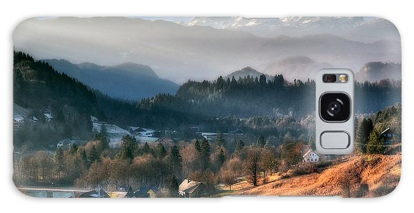 Countryside. Slovenia Galaxy Case