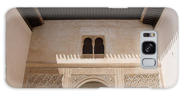 Courtyard Roof Alhambra Galaxy Case