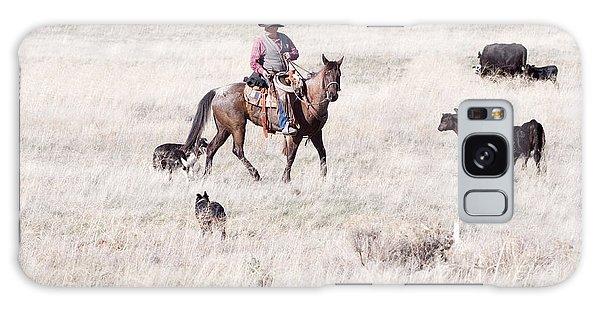 Cowboy Galaxy Case
