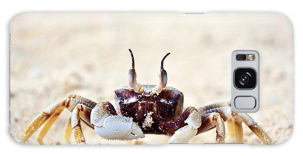 Phi Phi Island Galaxy Case - Crab by MotHaiBaPhoto Prints