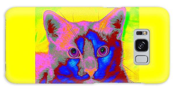 Crayola Cat Galaxy Case