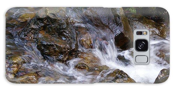 Creek Scene On Mt Tamalpais Galaxy Case