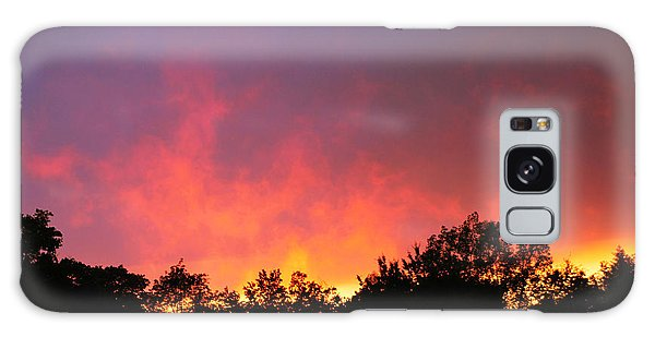 Crepuscule Galaxy Case