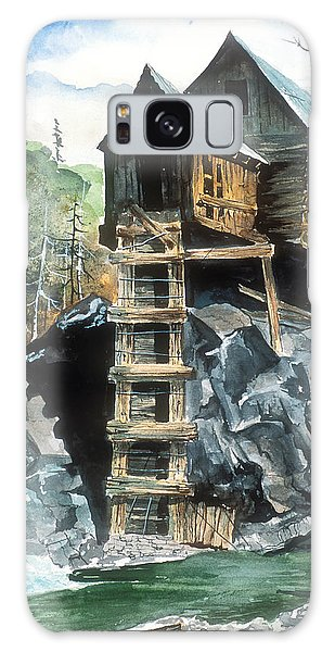 Crystal Mill Colorado Galaxy Case