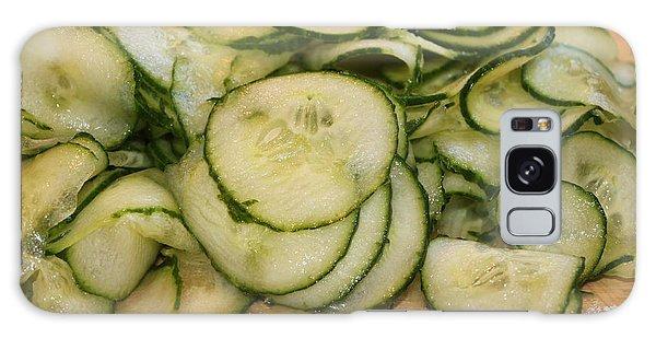 Cucumbers Galaxy Case