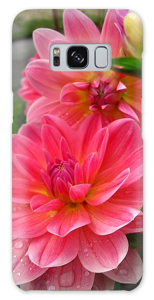 Dahlia Dew Galaxy Case