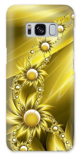 Daisy Sunshine Galaxy Case