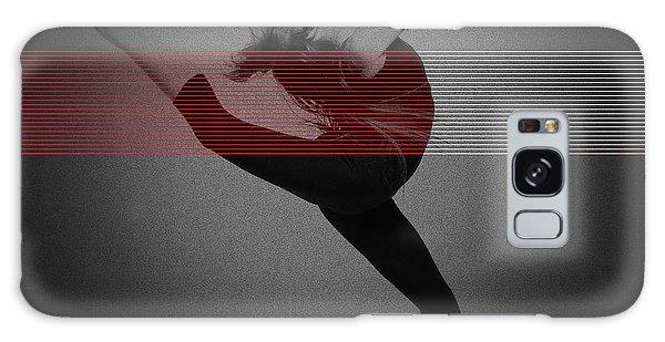 Ballerina Galaxy Case - Dancer by Naxart Studio