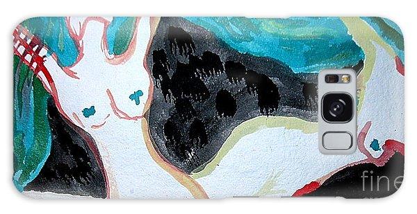 Dancing Galaxy Case by Amy Sorrell