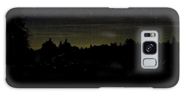 Dancing Fireflies Galaxy Case
