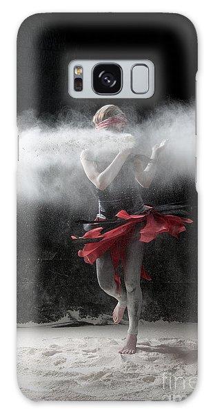 Dancing In Flour Series Galaxy Case